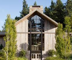 100 Garden Home Design Country House Olson Kundig ArchDaily