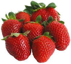 PNG Strawberries Clipart