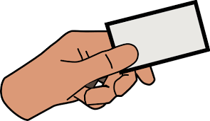 Holding Clipart