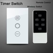 us standard wall wifi remote light timer switch ac110v