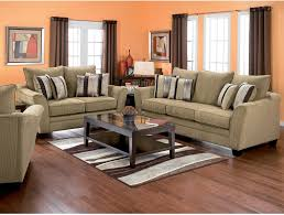 Allen Chenille Queen Size Sofa Bed Taupe