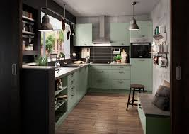 grüne küchen küchentrends in grün küche co