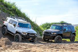 2008 & 2010 Toyota FJ Cruisers - All Purpose