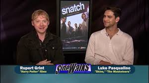100 Rupert Grint Ice Cream Truck Media ICM Subsite And Luke Pasqualino