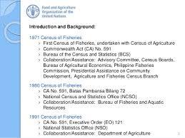 bureau of census and statistics philippines aquaculture and fisheries