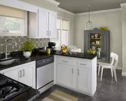 gray kitchen picture of most popular kitchen wall color best