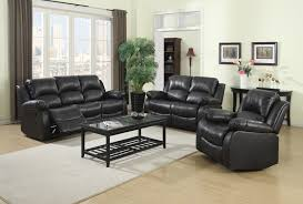Living Room Sets Under 1000 Dollars by Zoy Used Bonded Leather Recliner Sofa Set U0026 Single Recliner