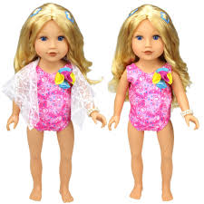 Cute 24cm Nice Girl Doll Toy Dress Clothes Wear Gift For 18