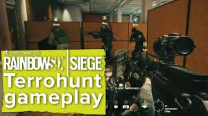siege conference rainbow six siege terrohunt e3 2015 ubisoft conference glad