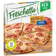 Freschetta Gluten Free Signature Pepperoni Pizza