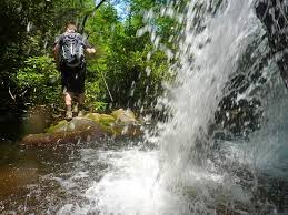 protrails meigs creek trailhead the sinks and upper meigs falls