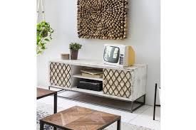 lowboard mahal mangoholz antikweiß sit möbel möbel