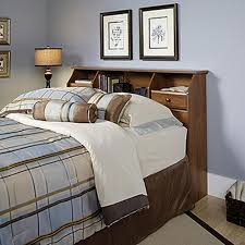 Sauder Shoal Creek Desk Jamocha Wood by Sauder Shoal Creek Oiled Oak Full Queen Headboard 410847 The