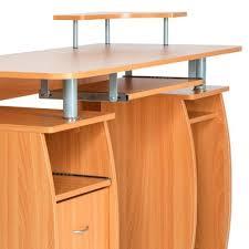 bureau pour ordinateur bureau informatique multimédia meuble de bureau pour ordinateur