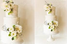 Woodland Wedding Cake Spring By Yummy Cupcakes And Cakes