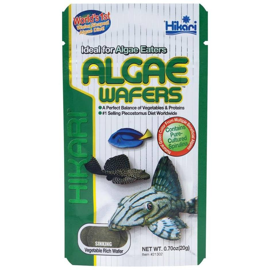Hikari Tropical Algae Wafers