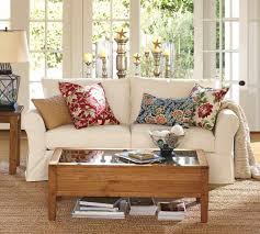 Decorating With Brown Couches by Dark Brown Sofa With Pillows For Sofas Decorating And Glass On Top