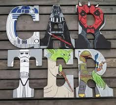 52 best wooden letter images on Pinterest
