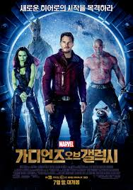 Guardians Of The Galaxy Poster International