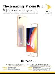 Sprint Iphone 6 Deals New Sprint Deal fers 8 Starting At Per