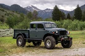 100 Build Your Dodge Truck Legacy Power Wagon 4DR Conversion Power Wagon 4DR