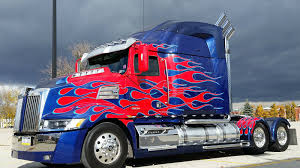 Optimus Prime Is Coming To New England This Spring