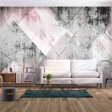 tapeten ideen wohnzimmer grau rosa bilder canva shoe store