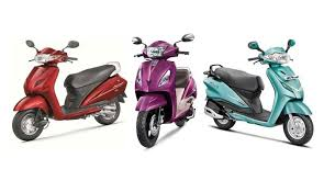 INDIA SALES Top 10 Scooters In May 2016