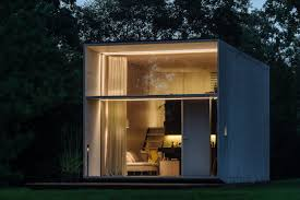 100 Rectangle House Solarpowered Prefab Tiny House Will Do It All For 125K