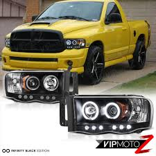 2002-2005 Dodge RAM CCFL Halo Angel Eyes LED Projector Black ... 53 F100 Rat Rod For Sale On Ebay Youtube Bangshiftcom 1976 Dodge Ebay Is Perfection Wheels Ignition Coil 4 Pack 9496 Dodge Pickup Truck Ram 3500 2500 V10 Auto Body Panels Rust Repair Classic 2 Current Fabrication 1955 Chevy Parts Craigslist Upcoming Cars 20 Rasco Used Competitors Revenue And Employees Owler Find My Car Elegant Vintage Dodge Power Wagon Combo Decal Set Sides2 Hood Decals Sensor 1500 2010 2009 2008 2007 2006 Ebay Rudys Performance Stores Chordoan Transmission Rear Upper Motor Mount 312135 Pair Sema Show 2015 Ford F350 Diesel Army
