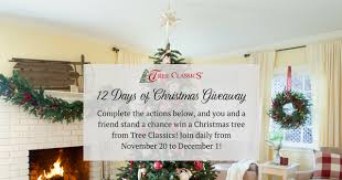 Tree Classics 12 Days Of Christmas Giveaways 1 10PPFB18