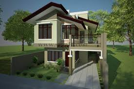 100 Modern Thai House Design Zen 4 With Floor Plan