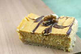 Gingerbread Pumpkin Trifle Taste Home by Nutella Swirled Pumpkin Cheesecake Bars Recipe I Can Cook That