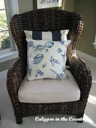 Used Pottery Barn Seagrass Chairs by My Favorite Chair S Calypso In The Country