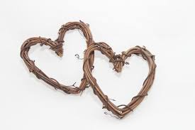 Rustic Mini Heart