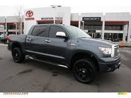 Slate Gray Metallic Toyota Tundra Limited CrewMax 4x4 Trucks For ... Used 2016 Toyota Tundra Sr5 For Sale In Deschllonssursaint Slate Gray Metallic Limited Crewmax 4x4 Trucks 2017 Toyota Tundra Tss Offroad Truck West Palm Sale News Of New Car Release 2018 Trd Sport Debuts Kelley Blue Book Near Dover Nh Sales Specials Service 2014 Lifted At Warrenton Virginia Cab Pricing Features Ratings And 2012 4wd Coeur Dalene Pueblo Co