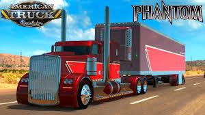 100 Phantom Truck 131 Update ATS American Simulator Mod ATS Mod