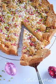 kochzeremoni soulfood polnischer rhabarberkuchen