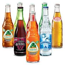 Authentic Mexican Soda Pack 8 Items Assorted