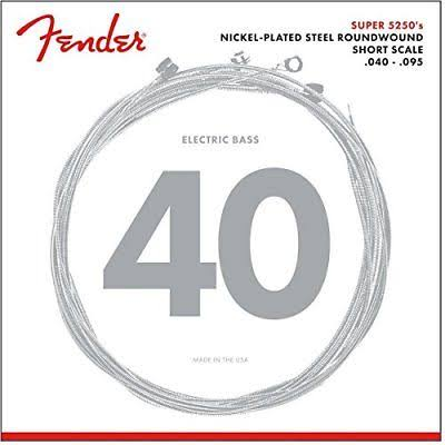 Fender 095 Short Scale Bass Strings