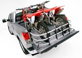 amp research bed x tender truck bed extender