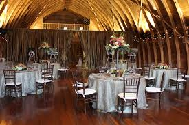 Elegant Barn Party Ideas
