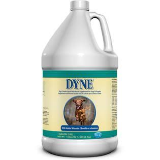 Dyne High Calorie Liquid Dogs Nutrirional Supplement - 1gal