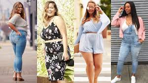 2017 Spring Summer Plus Size Outfit Ideas Lookbook