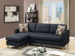 Poundex Reversible Sectional Sofa by P7084 Sectional Sofa 7084 Poundex Sectional Sofas At Comfyco Com