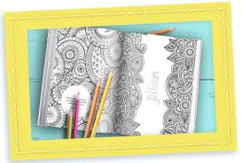 Personalized Coloring Books