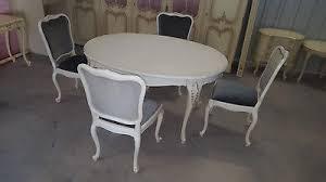 warrings tisch 4 stühle karlsruhe schleiflack antik