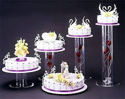 Cake Wedding Stand Cupcake 6 Round On Top
