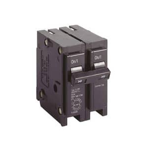 Eaton Double-Pole Type CL Circuit Breaker - 50 Amp, 1""