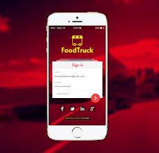100 Food Truck App Creative Designs Idea Free Creative Ideas For Designers